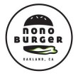 no no burger