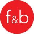 f and b
