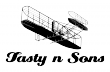 Tasty n Sons Plane Logo - Web Res - Transparent.png