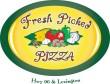 fresh picked pizza
