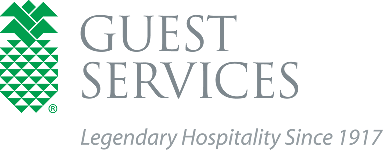 Image result for guest services inc logo