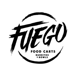 Driver and kitchen help at Fuego Food Carts Burritos & Bowls in